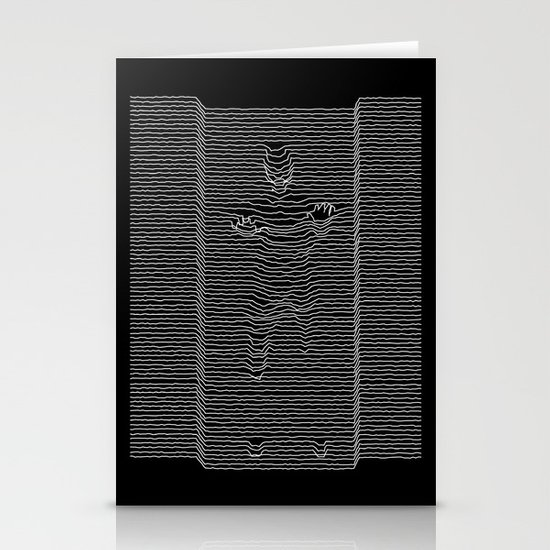 Joy Division: Going Solo Stationery Cards
