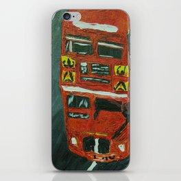 Double-decker Bus  iPhone Skin