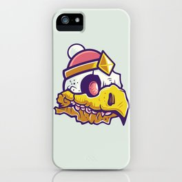 Bird Skull iPhone Case