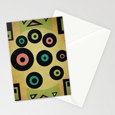 carpet pattern Stationery Cards