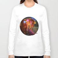 wanderlust Long Sleeve T-shirts featuring Wanderlust by Aimee Stewart