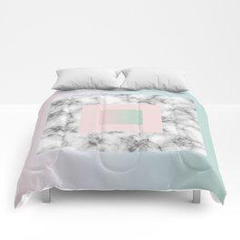 Marble Block Comforters