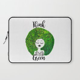 Think Green Laptop Sleeve