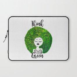 Think Green Laptop Sleeve