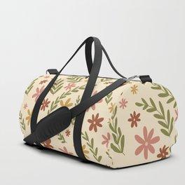 Alex Pattern Duffle Bag