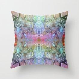 Dimensional Medium  Throw Pillow