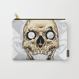 Skull 002 Carry-All Pouch
