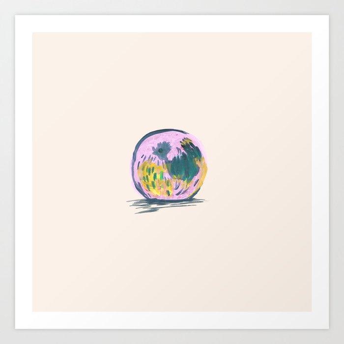Fruity Fun Art Print