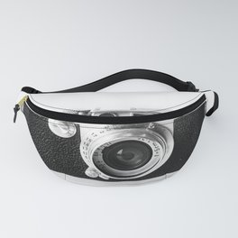 Old Camera Fanny Pack
