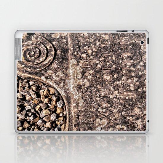 Written in Stone Laptop & iPad Skin