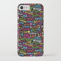 acid iPhone & iPod Cases featuring Acid! by Barney Ibbotson