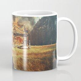Burned Coffee Mug
