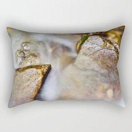 In the mood of zen iv Rectangular Pillow