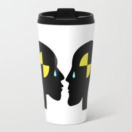 Test Dummy Love Travel Mug