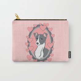 Italian Greyhound Love Carry-All Pouch