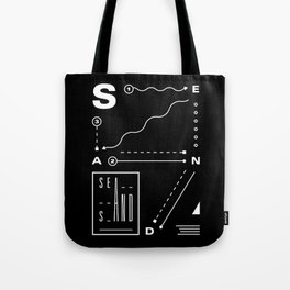 Sea And Sand Tote Bag