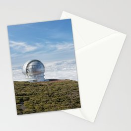 Observatory La Palma Stationery Cards