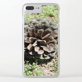 Limitless Potential Clear iPhone Case