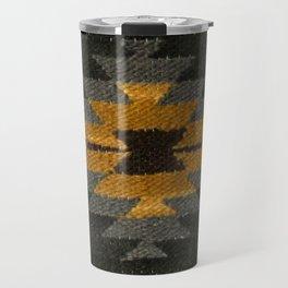 wool kilim Travel Mug