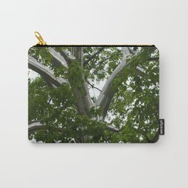 Metal Tree Carry-All Pouch
