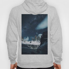 Torres del Paine National Park, Patagonia, Chile Hoody