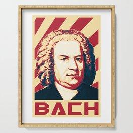 Johann Sebastian Bach Serving Tray