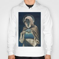 sailor Hoodies featuring SAILOR by Julia Lillard Art