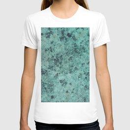 Sulawesi Ocean Print, Aerial Ocean Print, Ocean Photography, Art print T-shirt