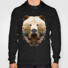 Polygon Heroes - The Bear Hoody