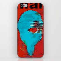marx iPhone & iPod Skins featuring Marx by Alec Goss