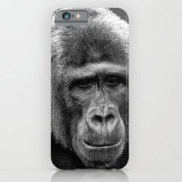 Weathered Grace iPhone Case