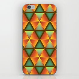 Abstract Background 26 iPhone Skin