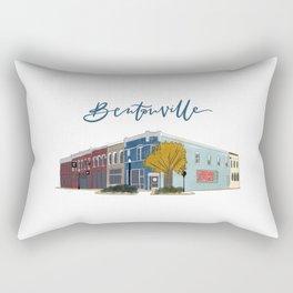 Bentonville Square Rectangular Pillow