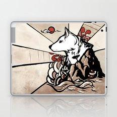 Wolf Ukiyo-e Laptop & iPad Skin