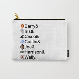 The Flash Names Carry-All Pouch