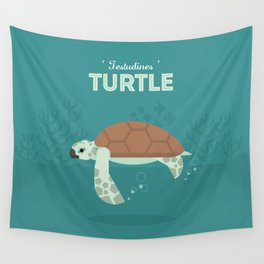 The Sea turtle Wall Tapestry