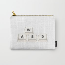 WASD Carry-All Pouch