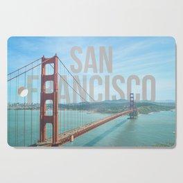 San Francisco Cutting Board