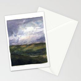 The View from Mt. Greylock Stationery Cards