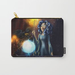 Mayhem Making by Topher Adam 2018 Carry-All Pouch
