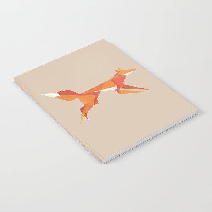 Fractal geometric fox Notebook