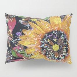 Flower Collage 2 Pillow Sham