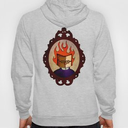 Prophets of Fiction - Ray Bradbury /Fahrenheit 451 Hoody