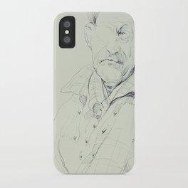The Dean iPhone Case