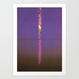 Shores of Desire Art Print