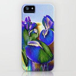 Solariris iPhone Case