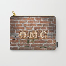 O M G  - Brick Carry-All Pouch