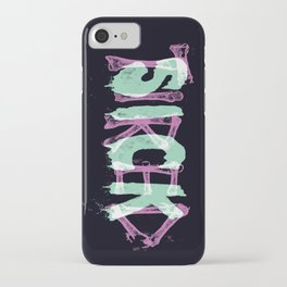 Sick & Tired iPhone Case
