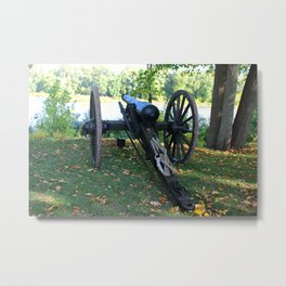 Grand Rapids Cannon III Metal Print