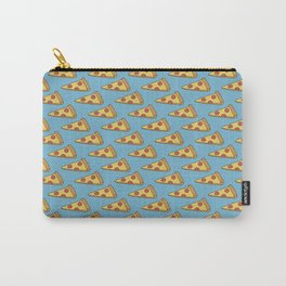 Doodle Pizza Lover Pattern Carry-All Pouch